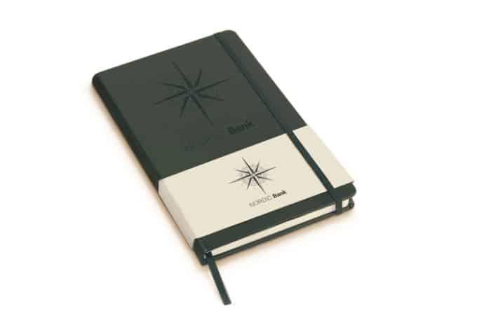 Notesbøger med tryk