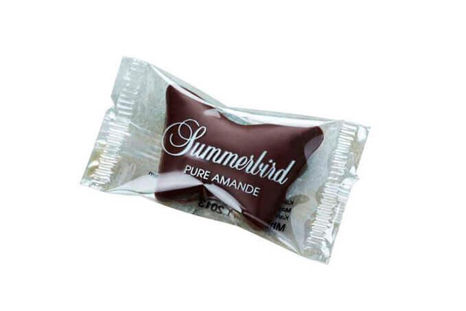 Logo på Chokolade