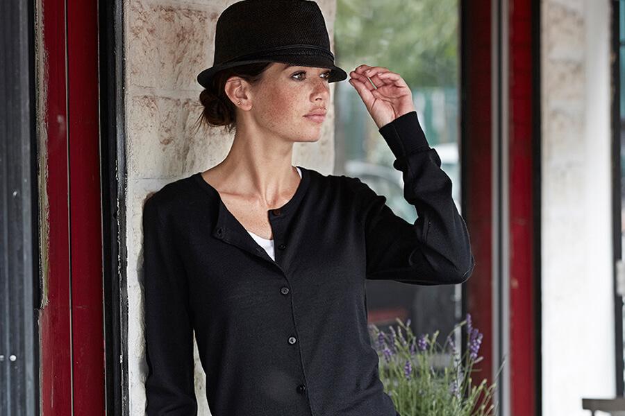 Kvinde med hat