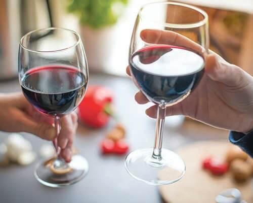Vin til firmagave