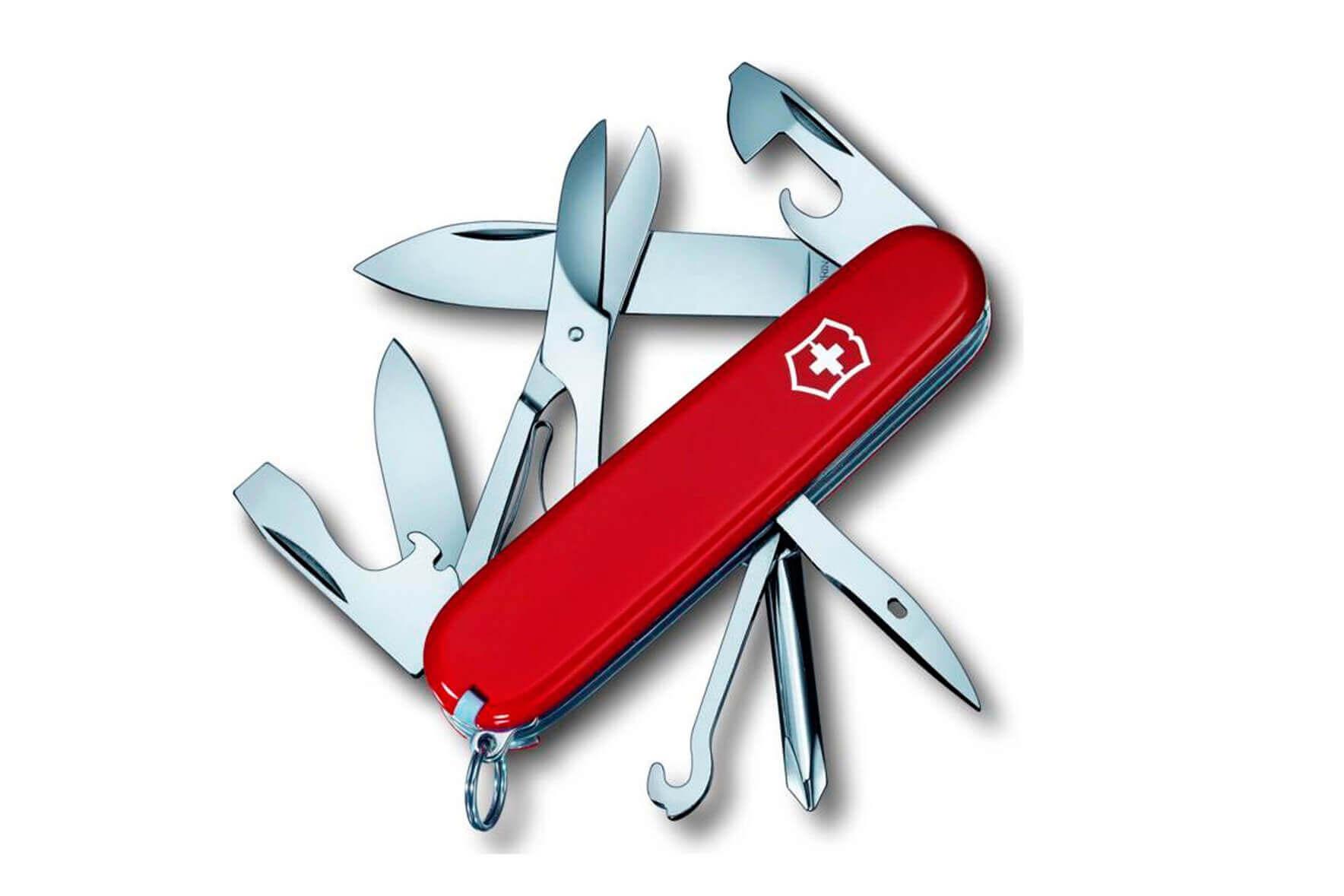 Lommekniv med logo