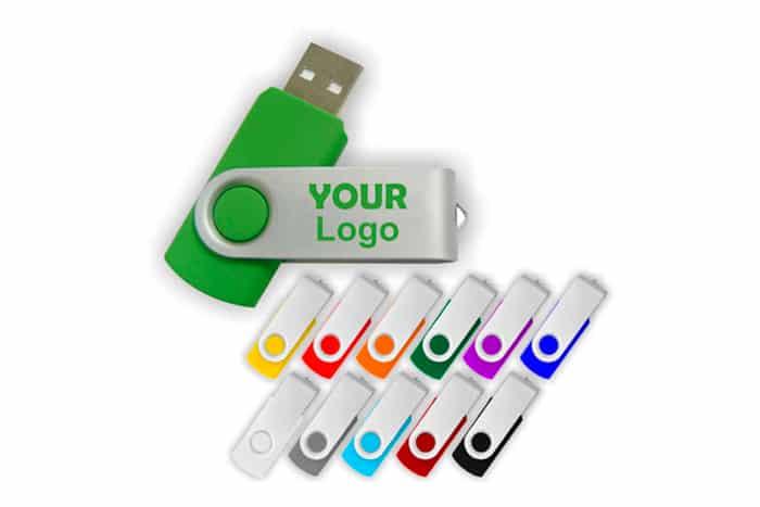 USB-Stik med Logo