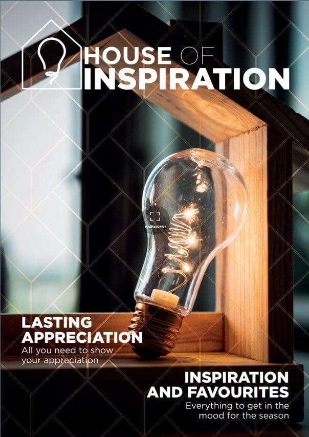 House of inspiration katalog